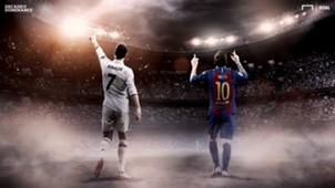 Ronaldo and Messi - Children of Modern Football