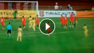 video gol rumania chile