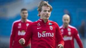 Sander Berge Norway