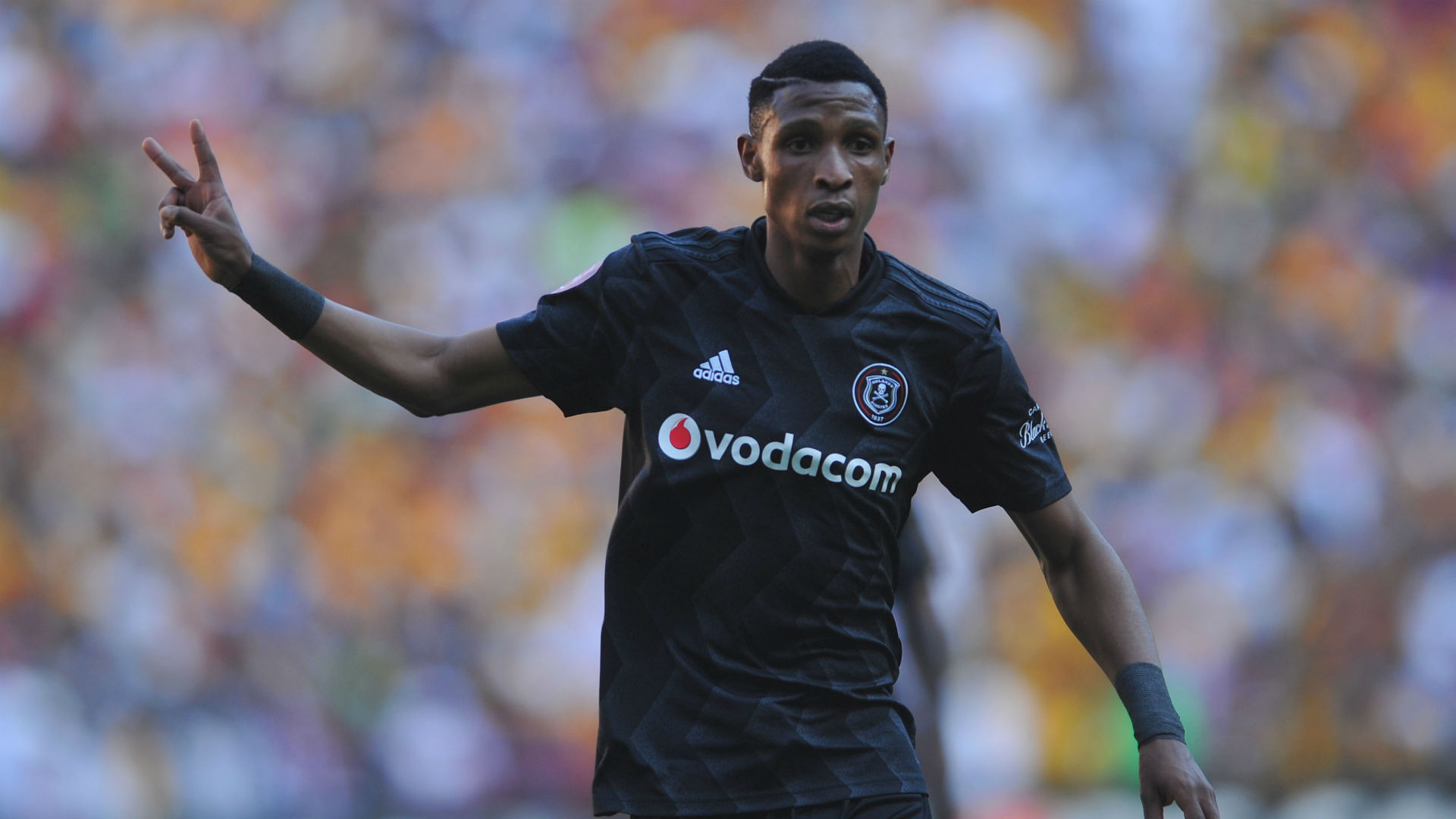Vincent Pule, Orlando Pirates, October 2018