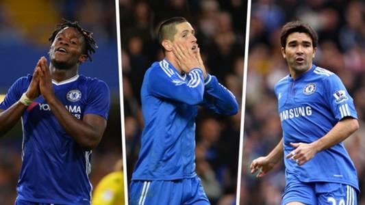 Batshuayi, Torres, Deco, Chelsea