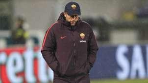 Eusebio Di Francesco Roma coach