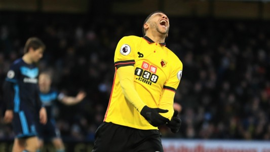 Etienne Capoue Watford Middlesbrough 14012017