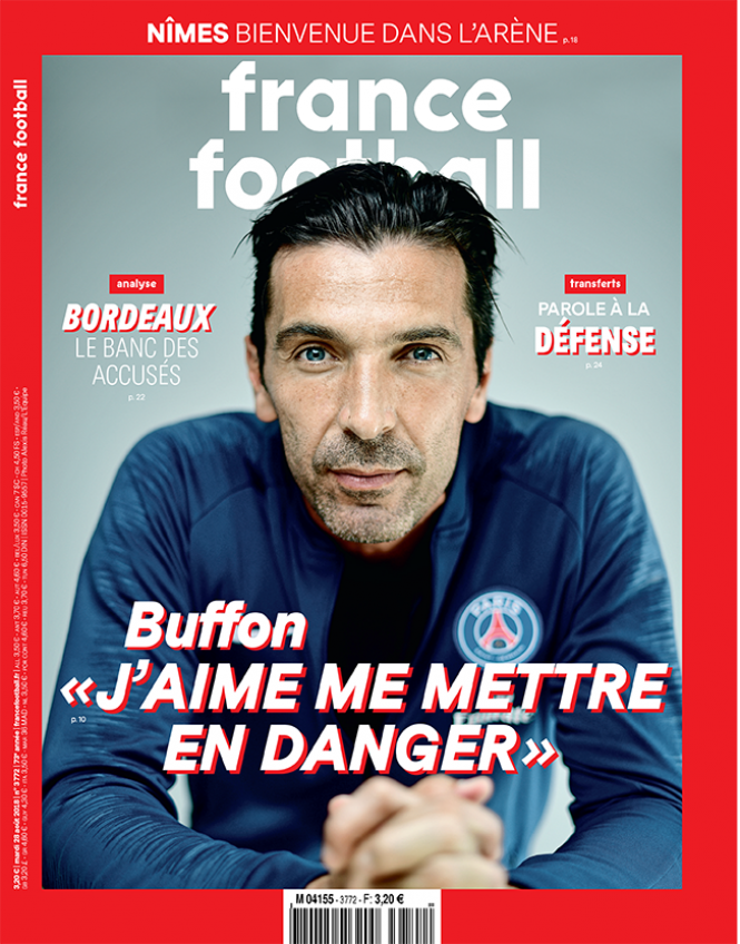 Cover France Football