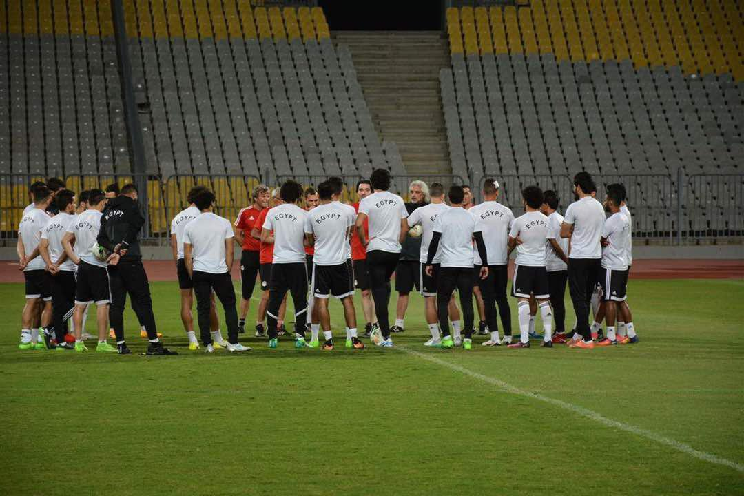 Egypt training