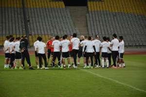 Egypt training