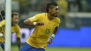 Paulinho Brasil Chile WC Qualifiers 2018 10102017