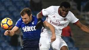 Radu Kessiè Lazio Milan Serie A
