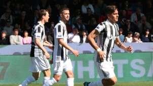 Paulo Dybala Benevento Juventus Serie A