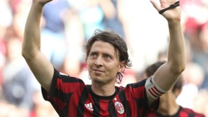 Riccardo Montolivo Milan Serie A 2016-17