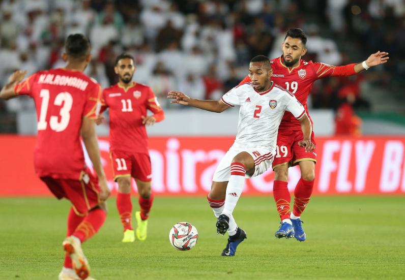 الإمارات - البحرين