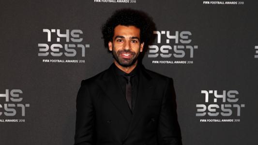 Mohamed Salah BEST Awards 2018