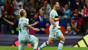 Hungary - Belgium, Euro 2016