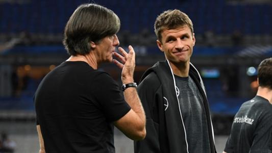 """DFB-Team: Aussortierter Thomas Müller will """"Blick nach vorne"""" richten"""
