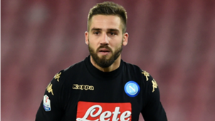 Leonardo Pavoletti Napoli Serie A 2016-17
