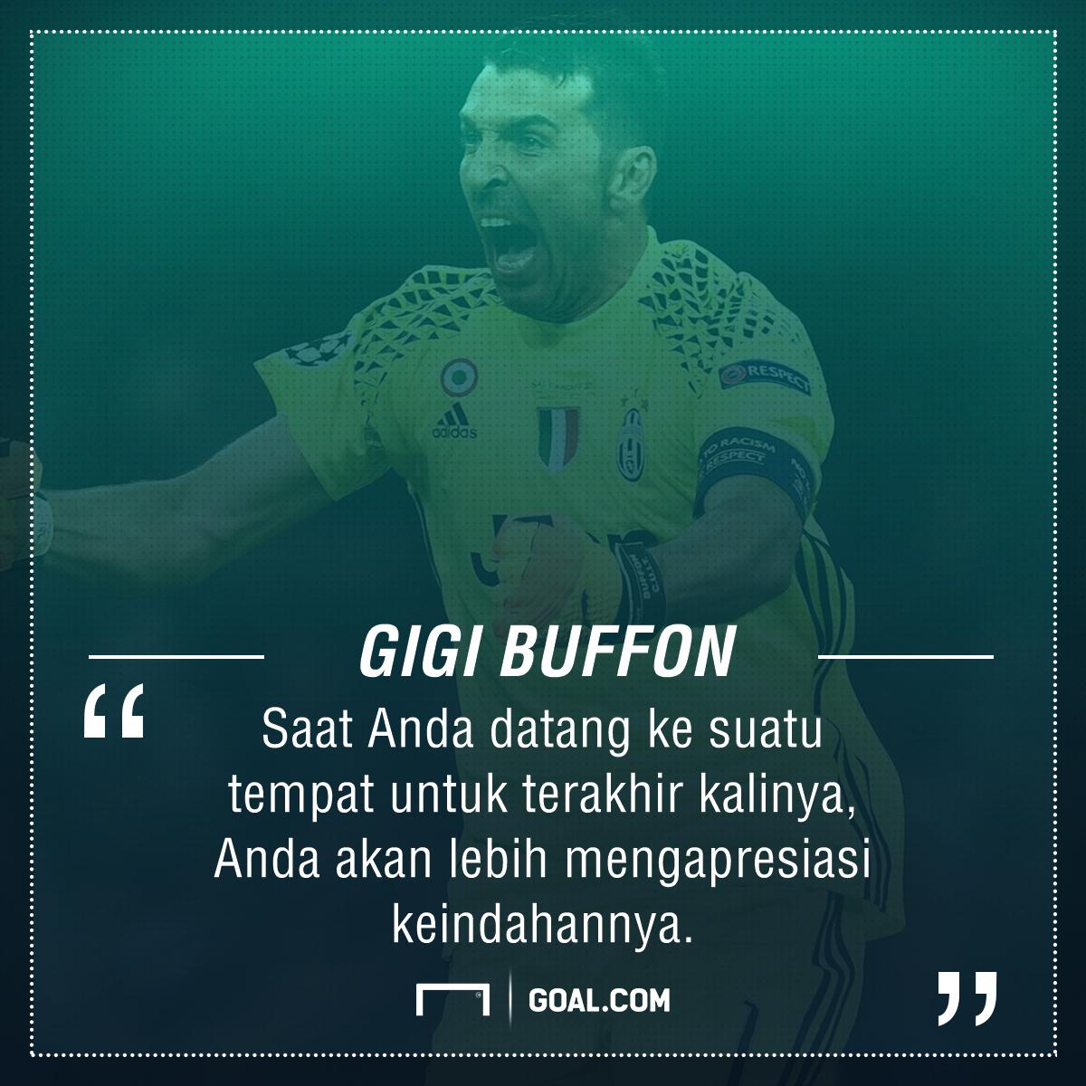 GFXID - Gianuigi Buffon, Juventus