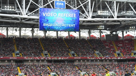 Video Referee, FIFA, Confed Cup, 28062017