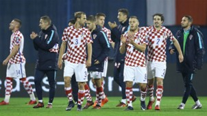 Croatia Greece WC Qualification 09112017