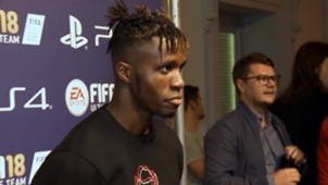 Zaha FIFA 19 launch