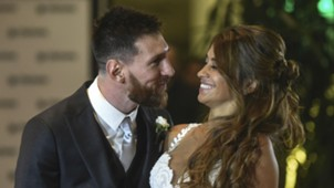 HD Lionel Messi Antonella Roccuzzo wedding