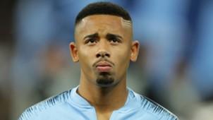 Gabriel Jesus Manchester City 2018