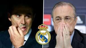 Julen Lopetegui Florentino Perez Real Madrid