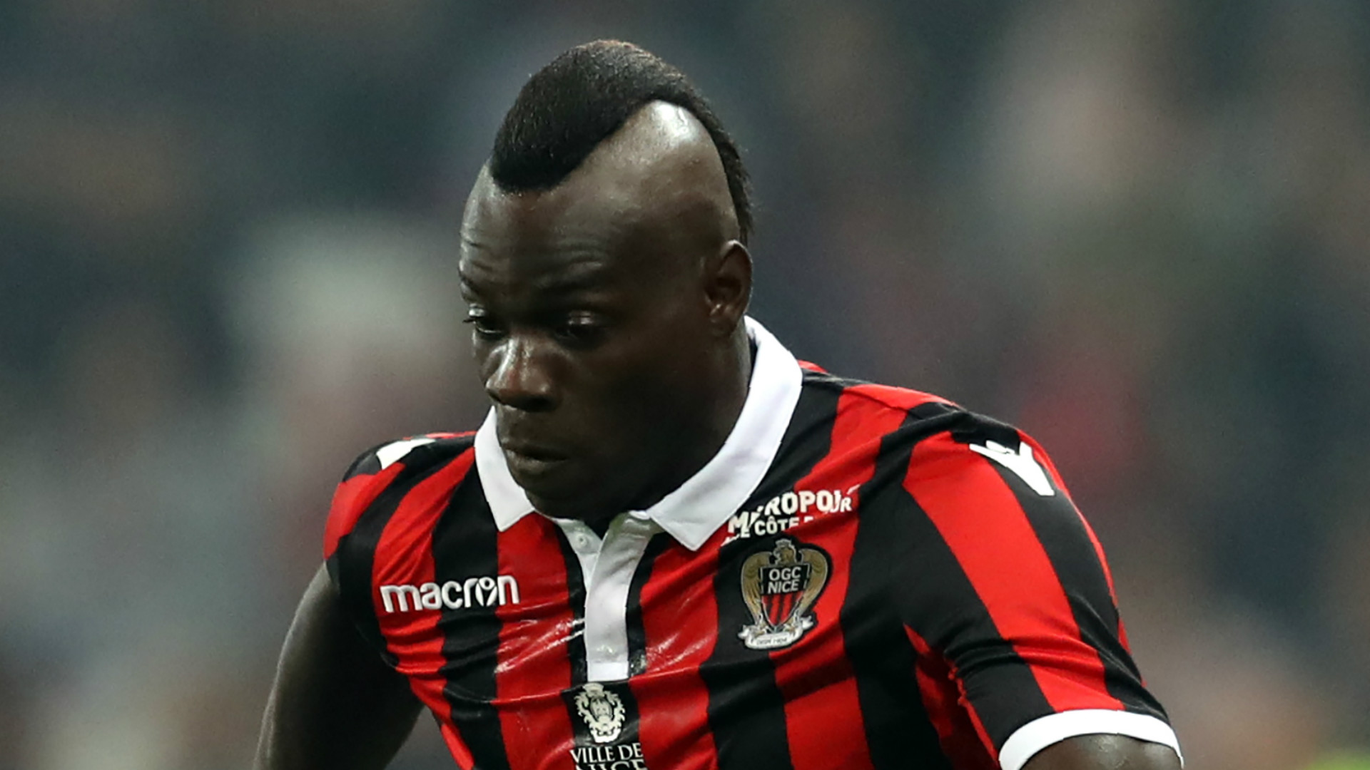 Balotelli told 'nothing is impossible' as Vieira suggests Italian may have Nice future
