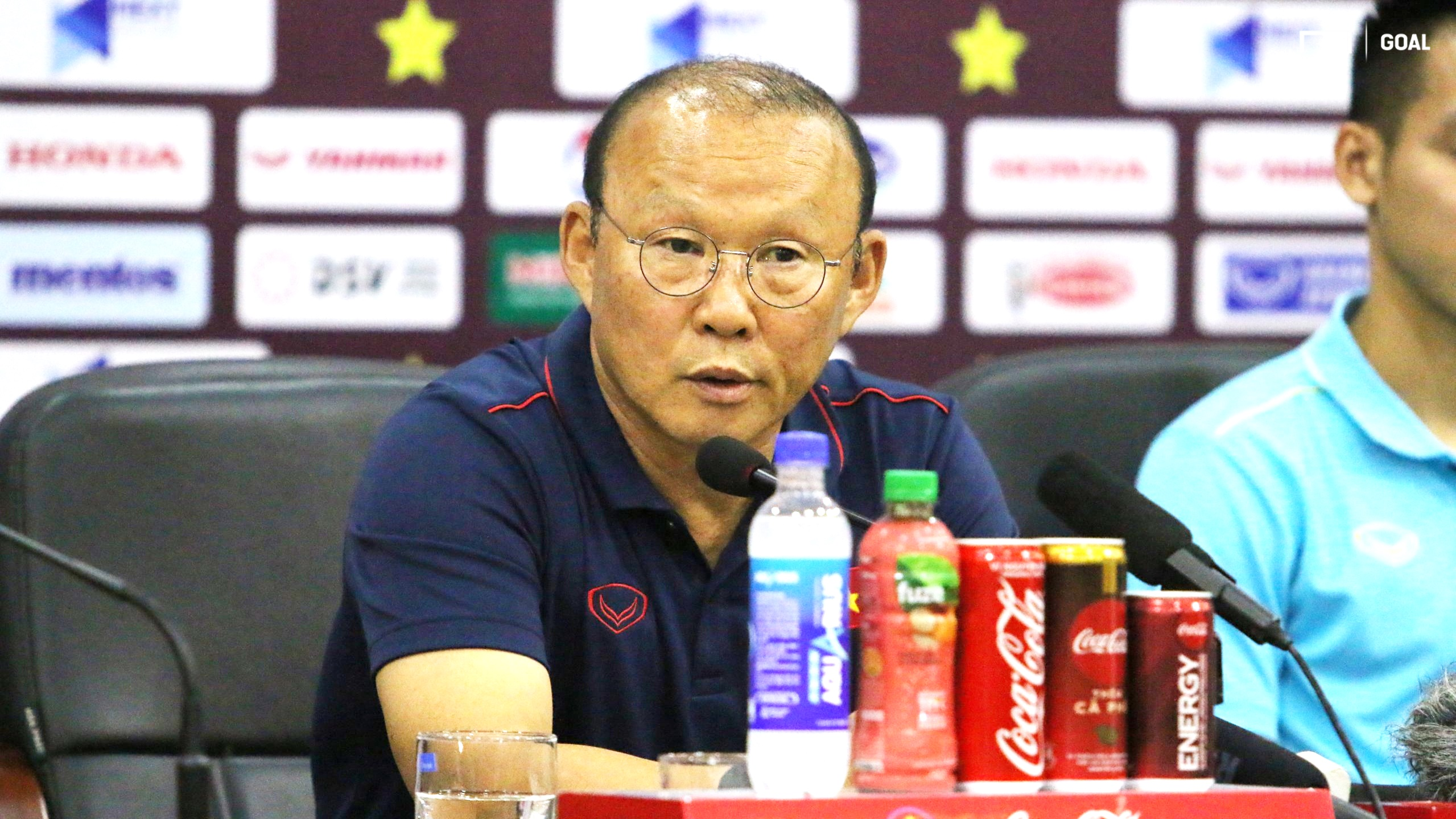Coach Park Hang-seo | Meeting before Vietnam vs Malaysia match | world cup qualifiers asia 2022