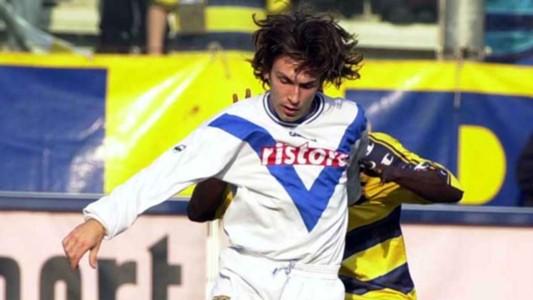 Andrea Pirlo Brescia Serie A