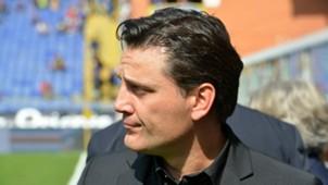 Vincenzo Montella, Milan, Serie A, 24092017