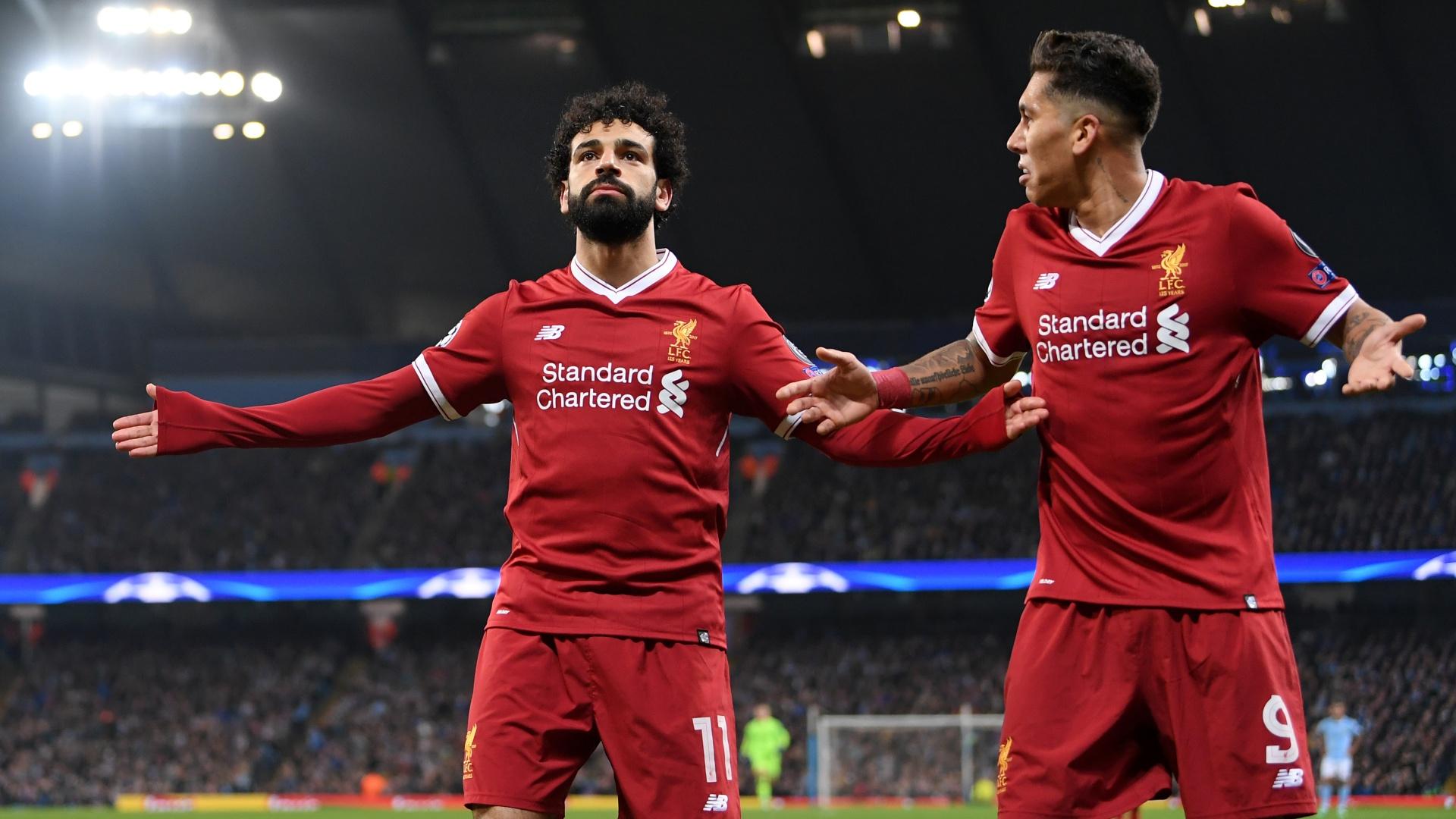 Mohamed Salah Liverpool 2017-18