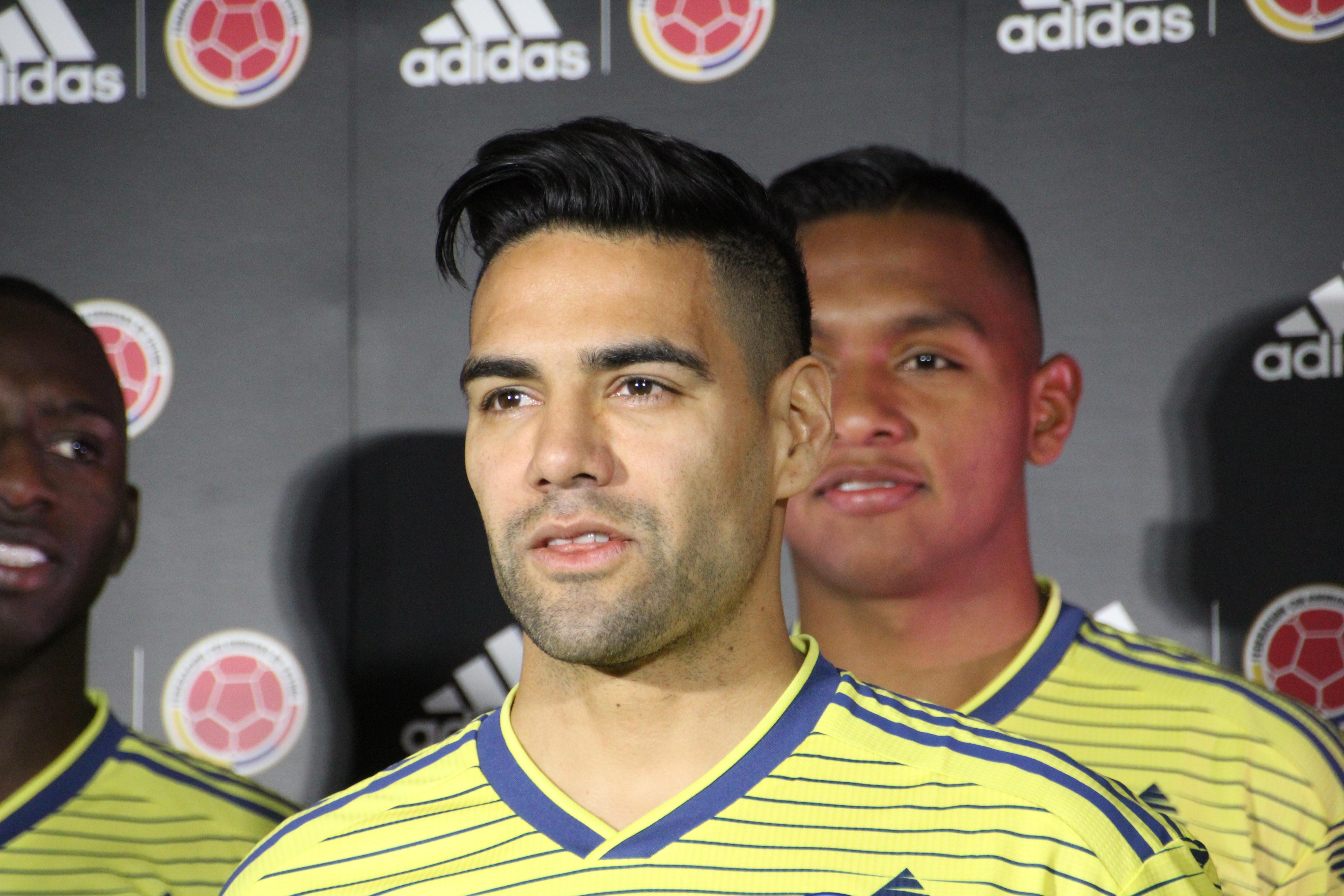 Colombia 2019, La Sele, James, Falcao