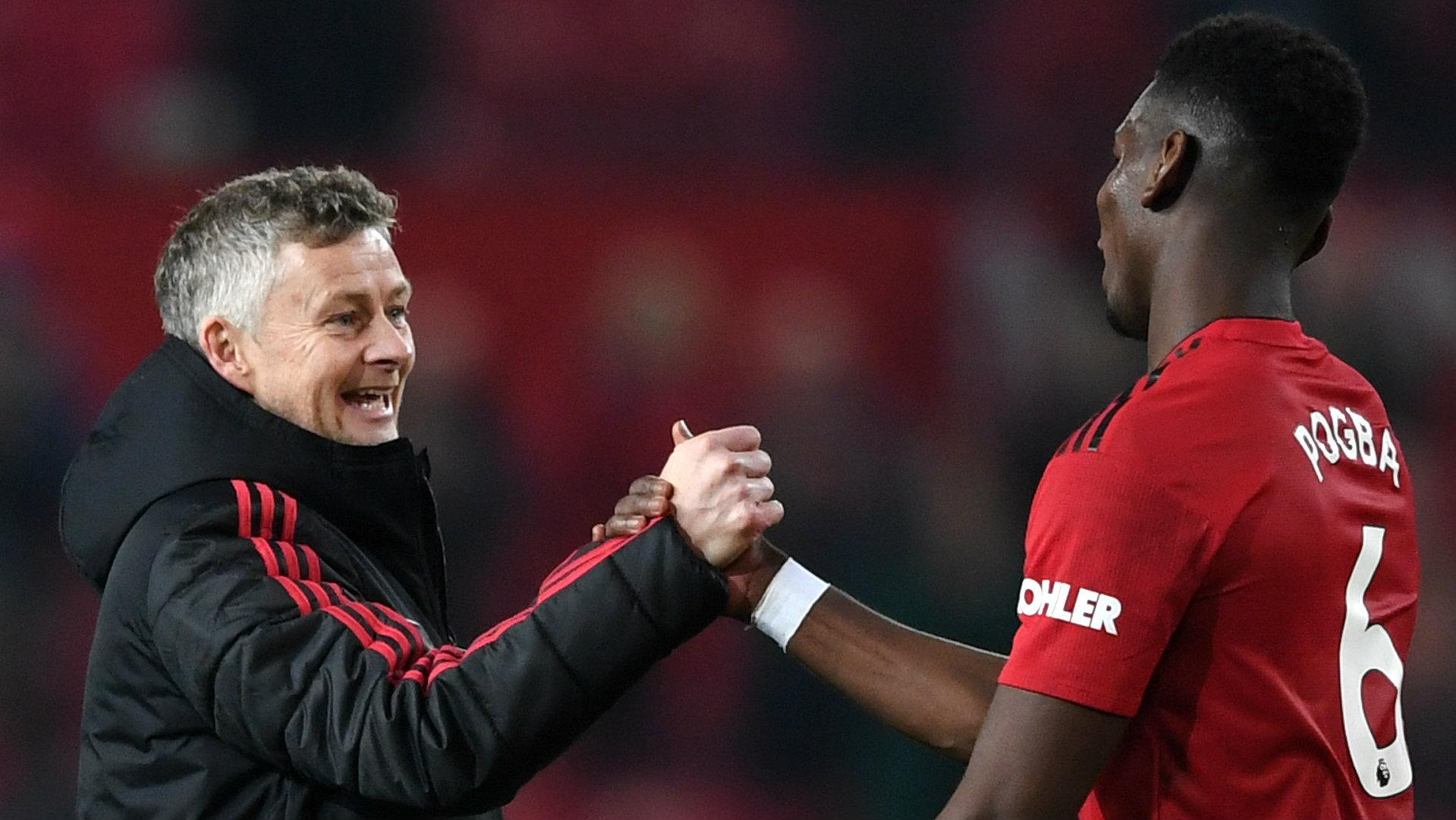 , Pogba & Solskjaer put smiles on Man Utd fans' faces again