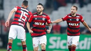 Rever Para Everton Ribeiro Corinthians Flamengo Copa do Brasil 26092018