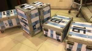 baules utilería seleccion argentina 2018
