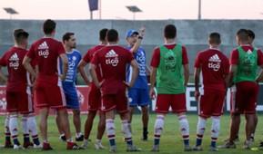 Osorio Entrenamiento (Paraguay) 08-10-18