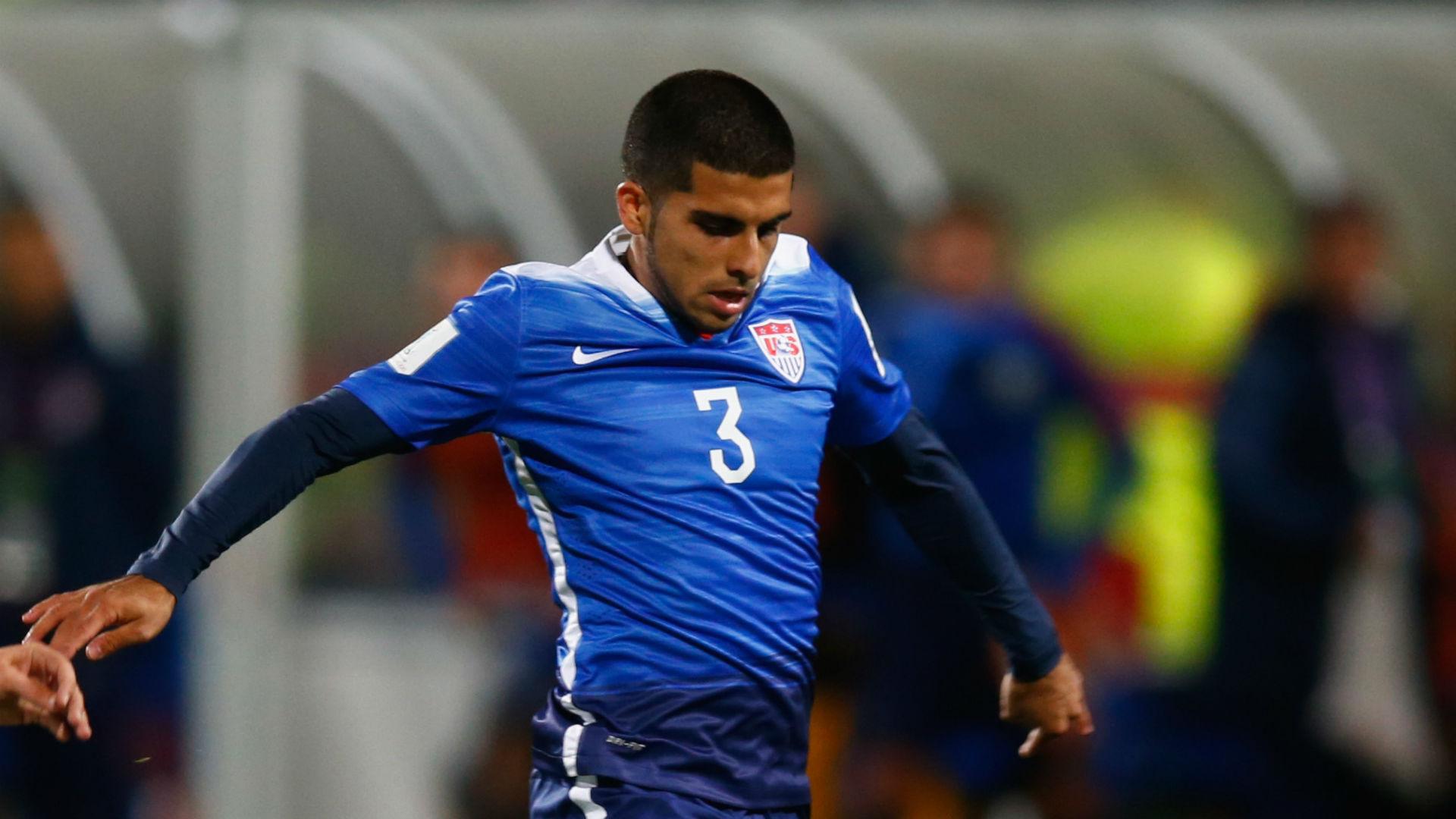 John Requejo Jr USA U-20