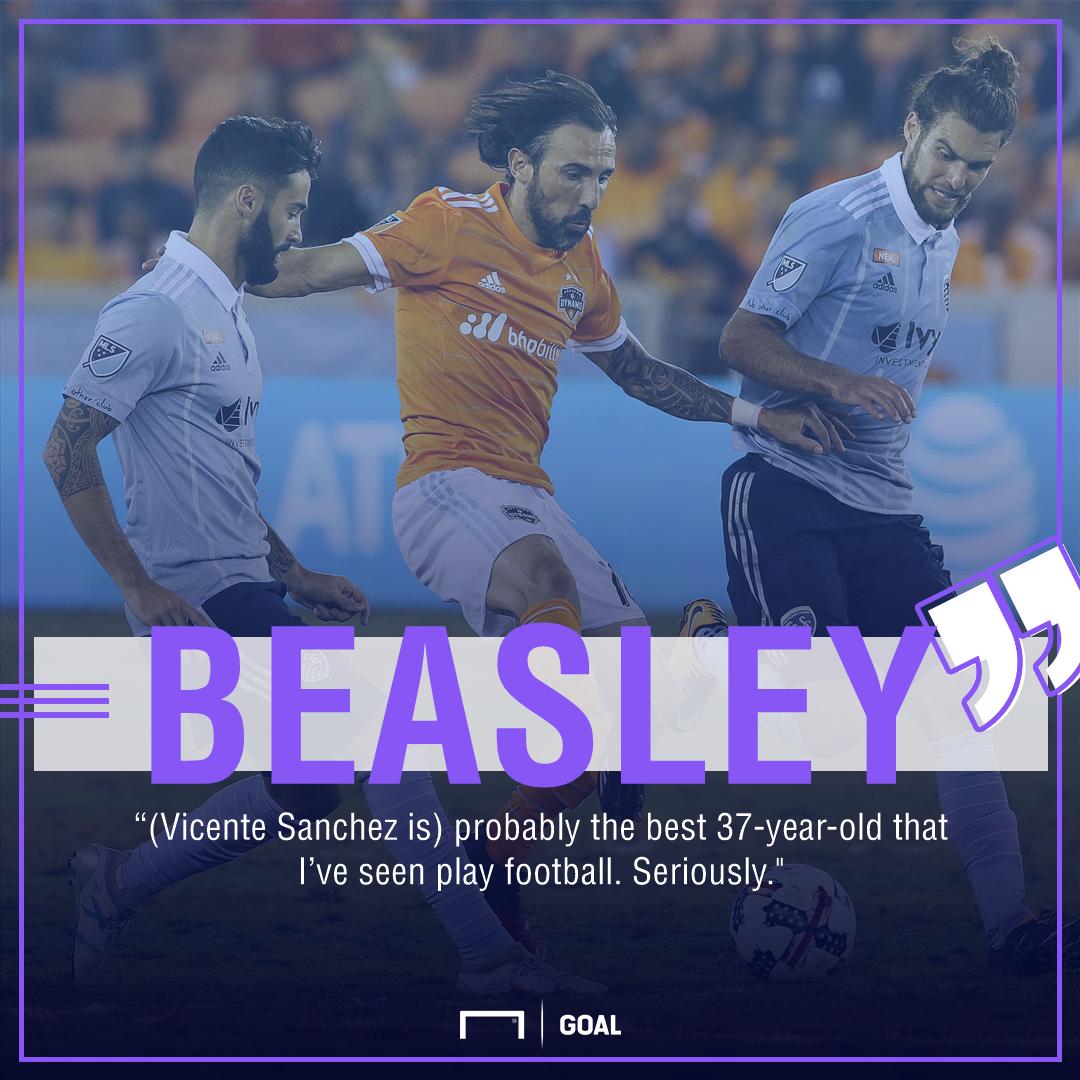 Vicente Sanchez Beasley quote gfx