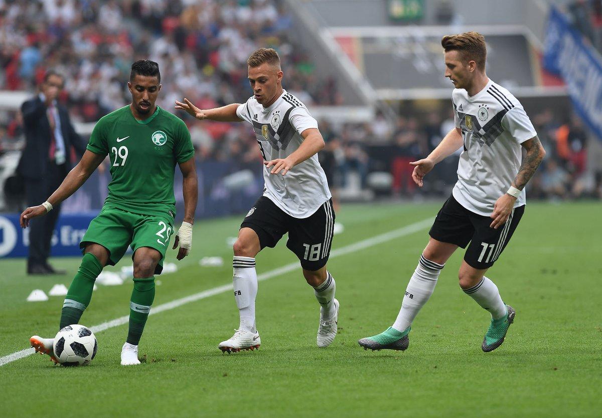 ألمانيا والسعودية