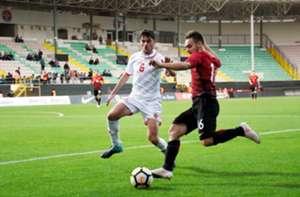 Yusuf Sari Turkey U21 Malta U21 03272018