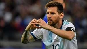 Messi Argentina Paraguay Fecha 2 Grupo B Copa America 2019
