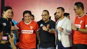 Launching Badak Lampung FC