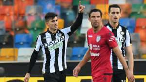 Pussetto Udinese Cagliari Serie A