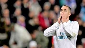 Lucas Vazquez Real Madrid Girona LaLiga 18032018
