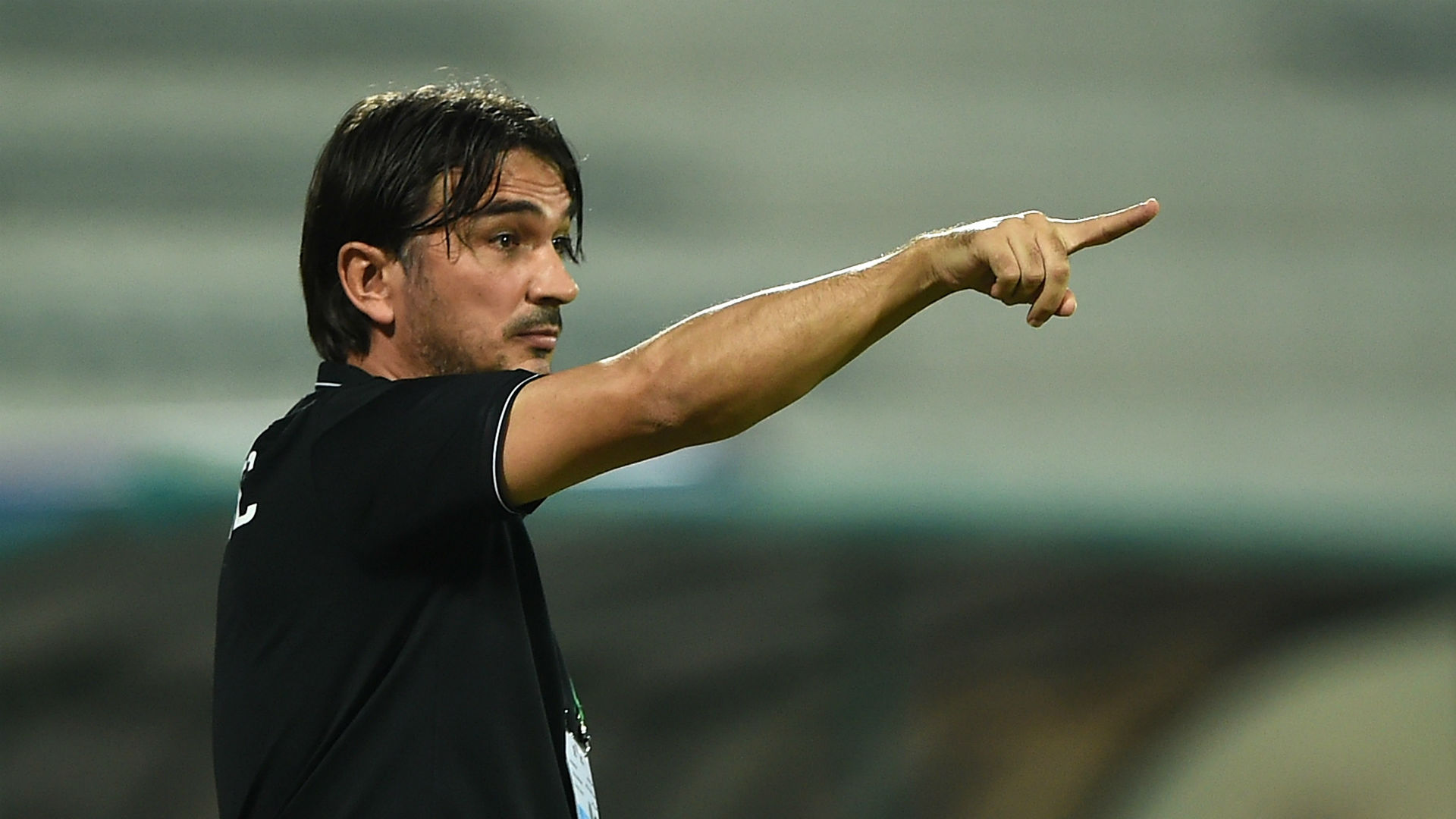 Cacic went to Croatia, instead came Dalic