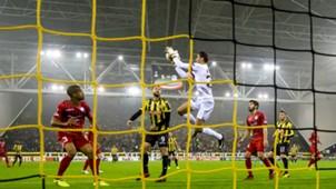 Vitesse - Zulte Waregem, Europa League 11022017