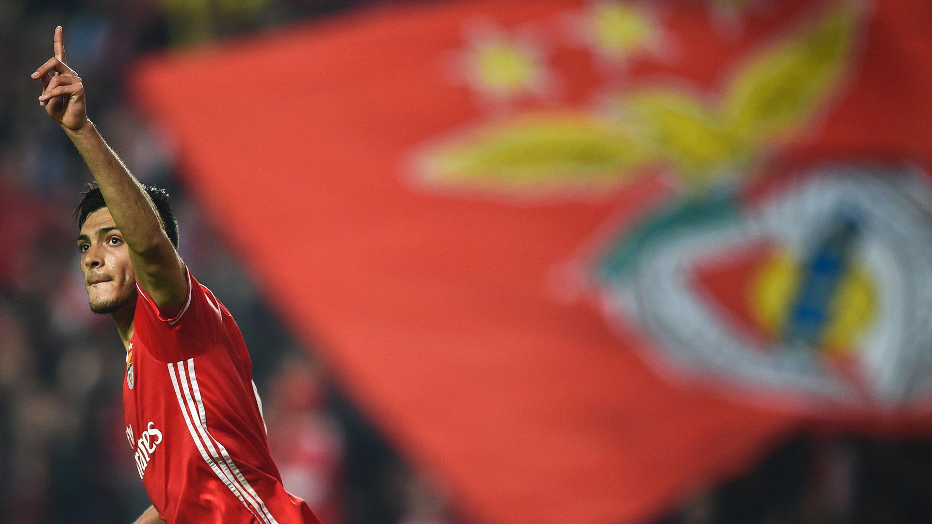 Raul Jimenez Benfica