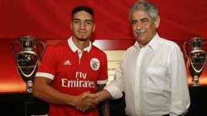 Cristian Benfica nuevo fichaje de Benfica