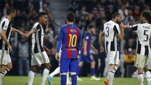 Messi Juventus Barcelona Champions League 11 04 2017