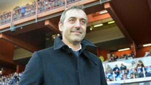 Marco Giampaolo, Sampdoria, Serie A, 01152017